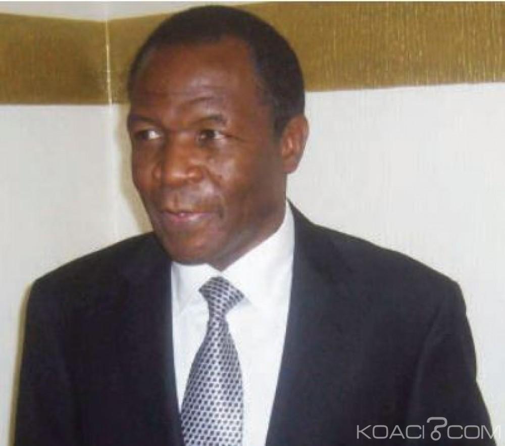 Burkina Faso: François Compaoré visé par un mandat d'arrêt