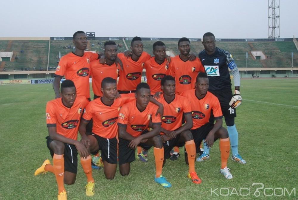 Burkina Faso: Le Rail club du Kadiogo champion de la première division