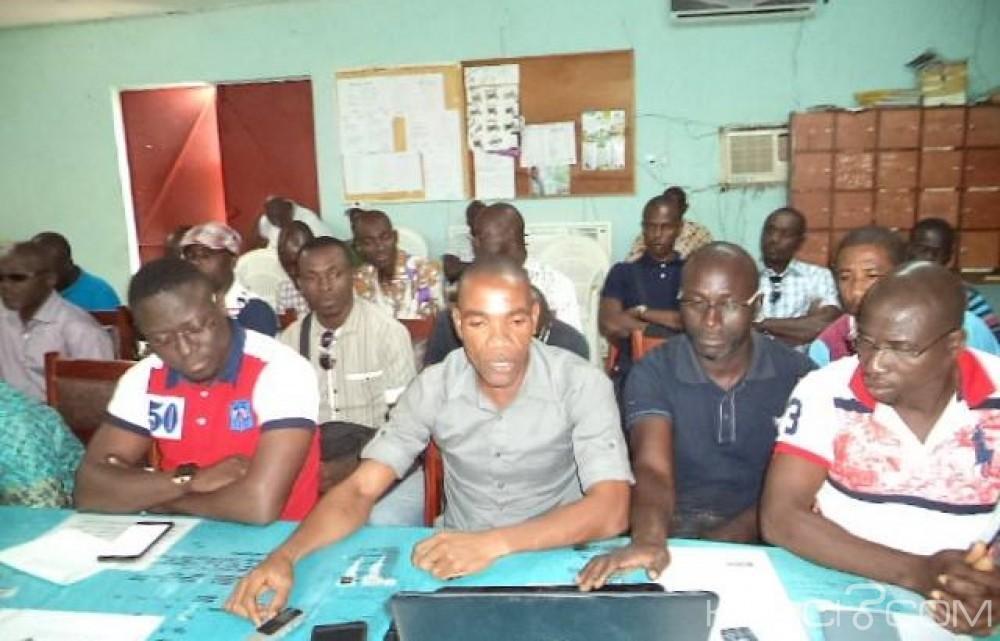 Côte d'Ivoire: Bouaké, le collectif des acteurs des examens du BTS menace de boycotter les examens