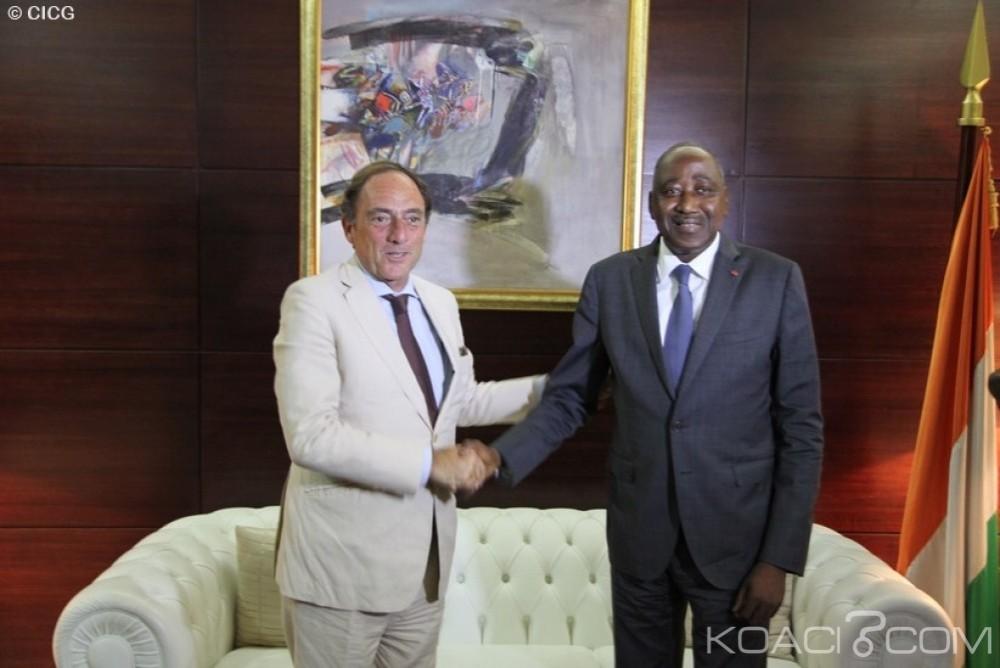 Côte d'Ivoire: Le groupe portugais Mota Engil envisage des investissements sur le territoire