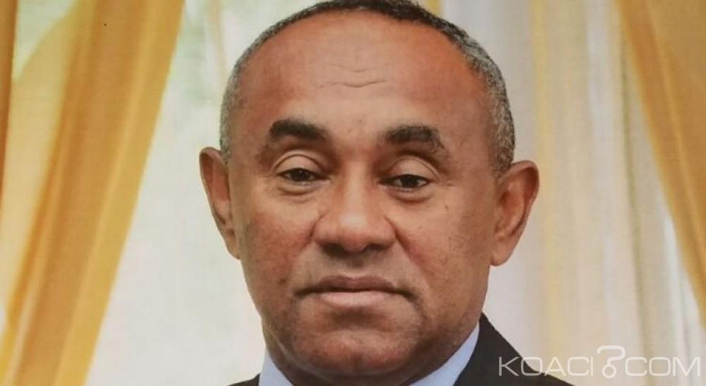 Burkina Faso: Le président de la CAF attendu ce jeudi à Ouagadougou