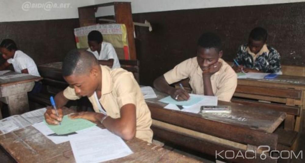 Côte d'Ivoire: BEPC 2017, la moyenne d'orientation en classe de seconde fixée