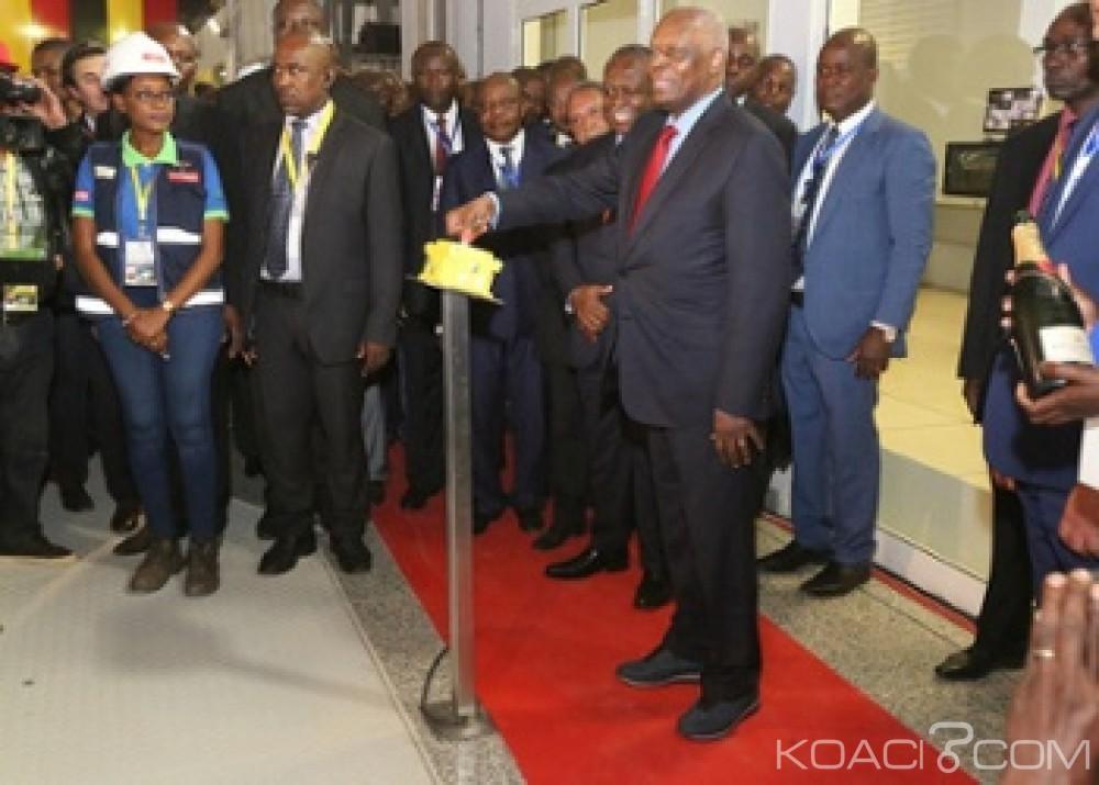 Angola: Eduardo dos Santos inaugure le barrage le plus puissant du pays