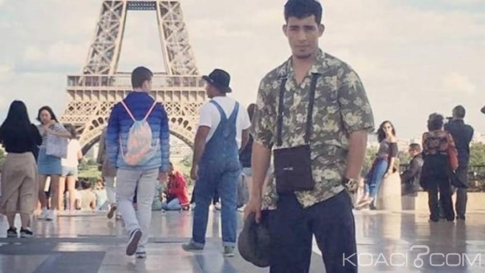 Koacinaute:  Nouvel acte d'outrage à un symbole d'un Etat  souverain perpétré par un nervis polisarien à Bordeaux (France)
