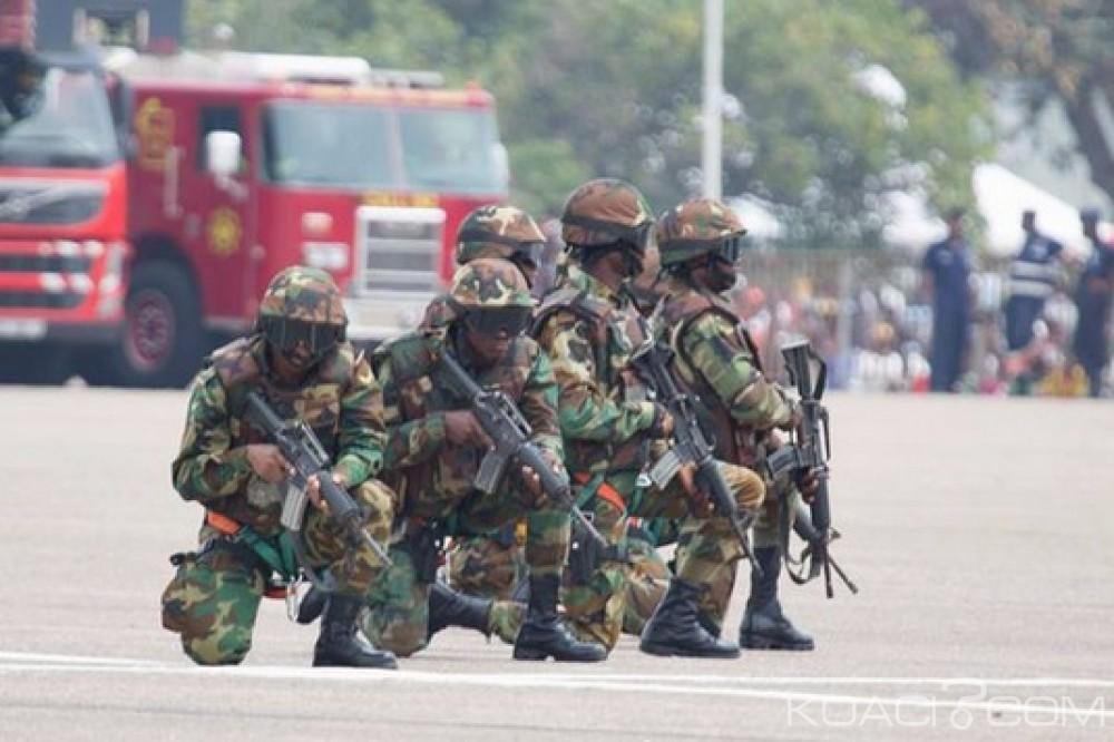 Ghana: Les craintes d'une éventuelle attaque terroriste dissipées
