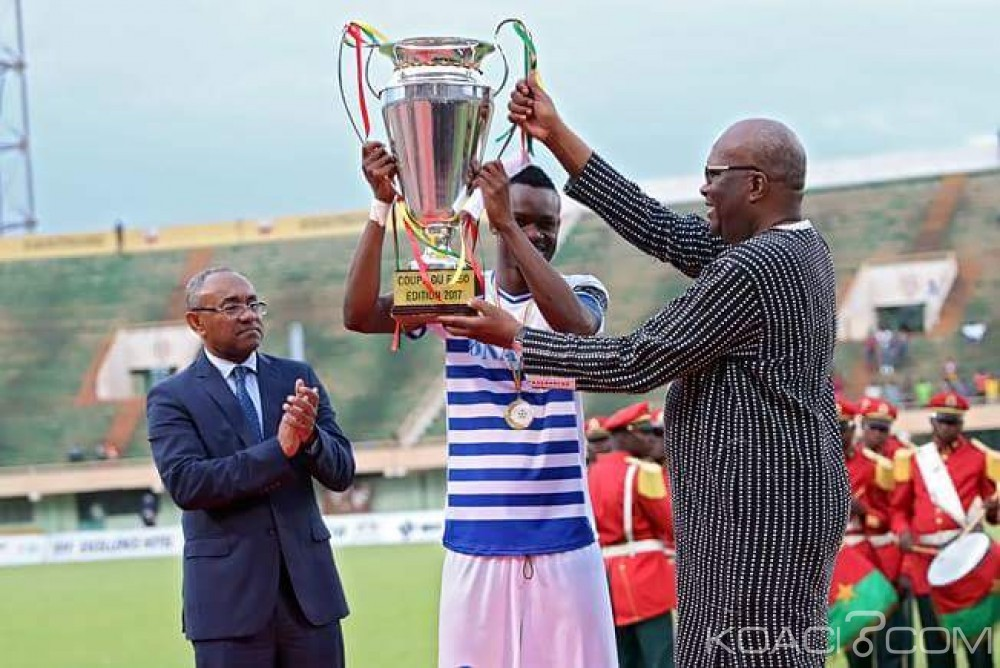 Burkina Faso: L'EFO remporte la 31édition de la Coupe du Faso