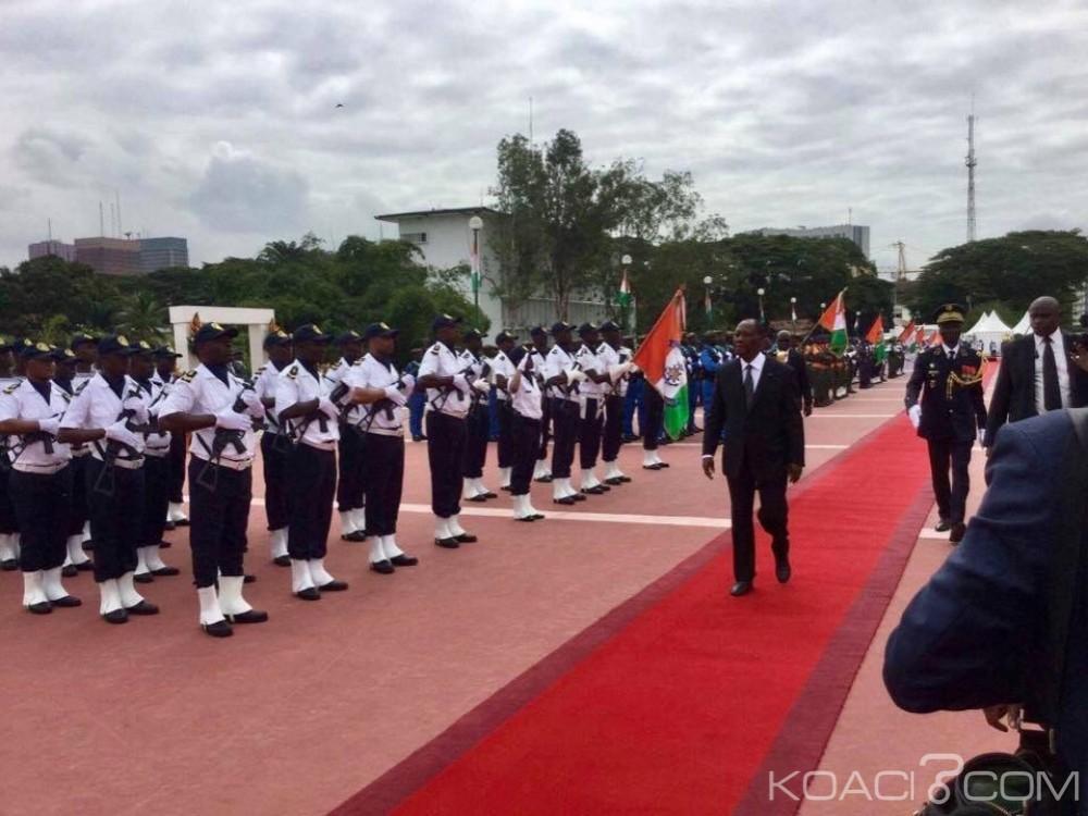 Côte d'Ivoire: Ouattara déplore le débat lié à l'élection présidentielle au sein du RHDP et met en garde les «voleurs» de deniers publics