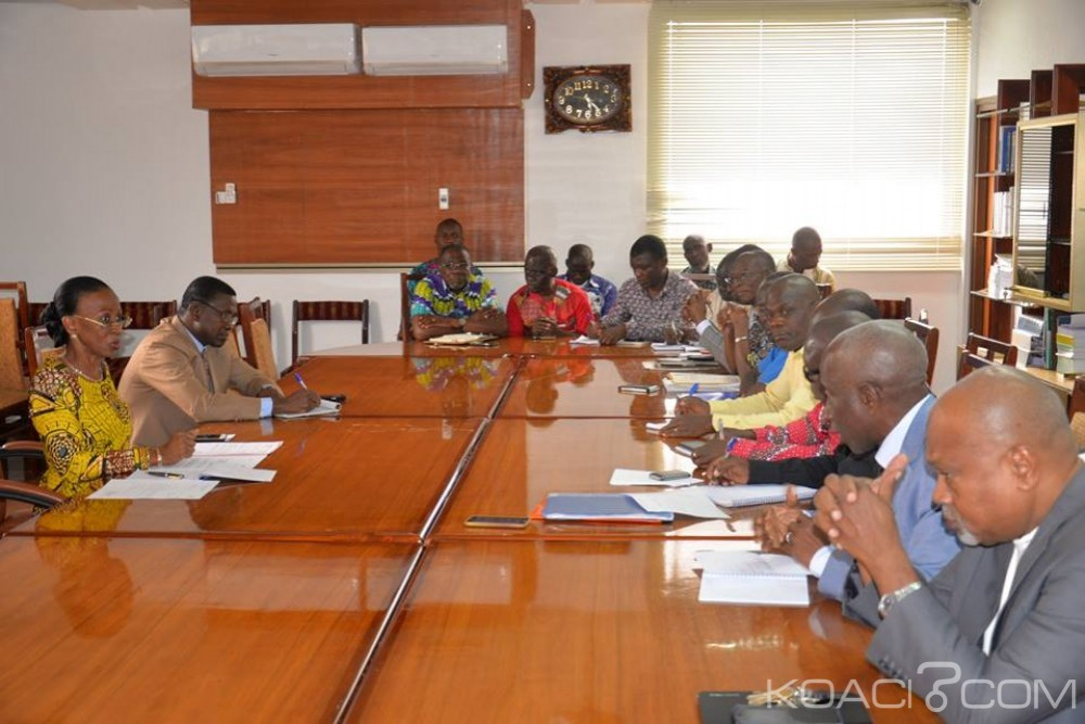 Côte d'Ivoire : Grève au CNRA, des échanges, en vue lever le mot d'ordre, lancés
