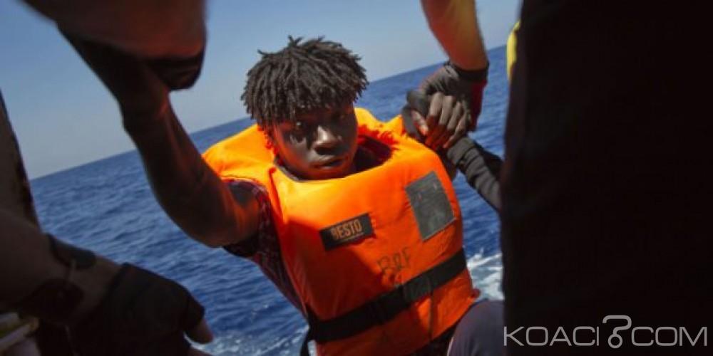 Libye: Le navire d'une ONG avec trois migrants bloqué en mer méditerranée