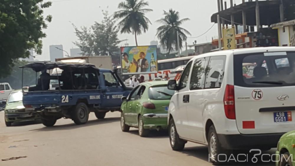 Côte d'Ivoire: Le véhicule des prisonniers en cavale retrouvés à Adjamé, le procureur confirme 20 évasions