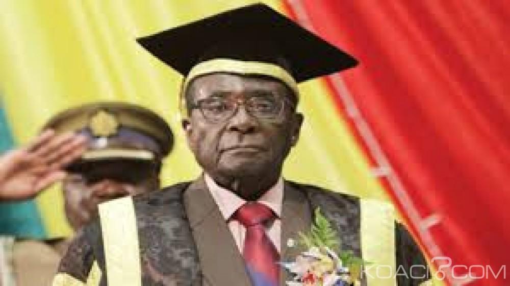 Zimbabwe : Une université à 1 milliard de dollars en l'honneur de Mugabe
