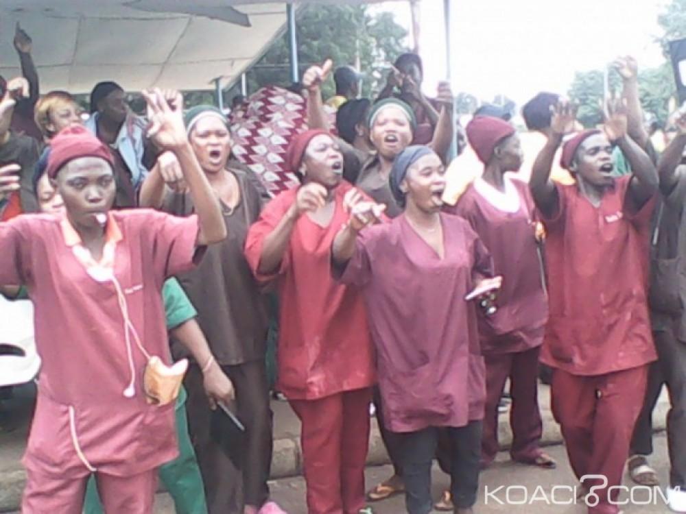 Côte d'Ivoire: Bouaké, une grève des agents d'entretien au CHU affecte le fonctionnement dans les services