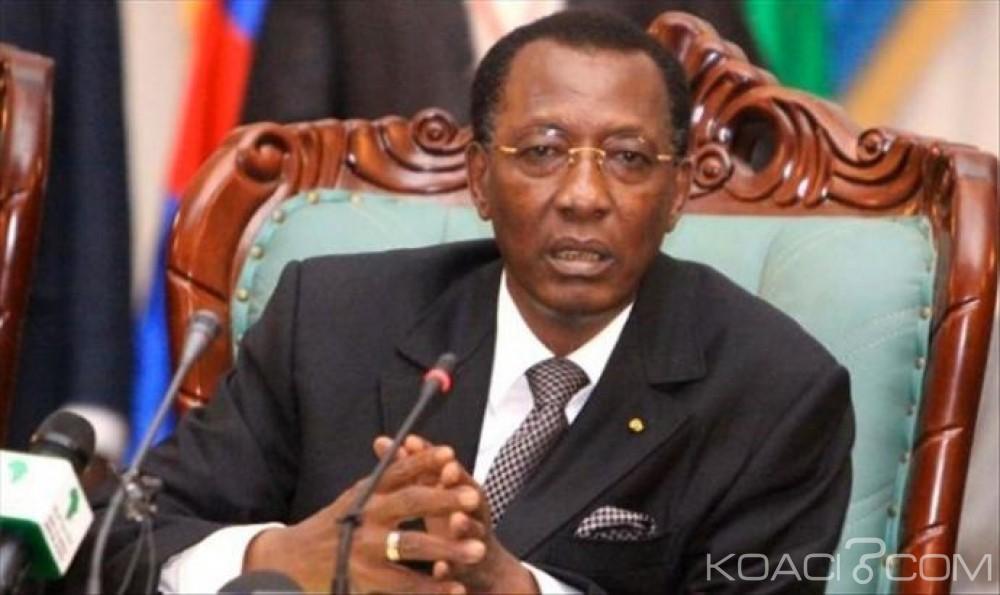 Tchad: Deby supprime les visas ne dépassant pas 90 jours pour les ressortissants de la Cemac