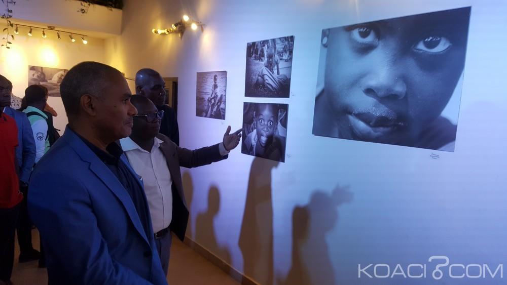 Côte d'ivoire: La fondation Orange partenaire d'une exposition photographique à la galerie Houkami Guyzagn