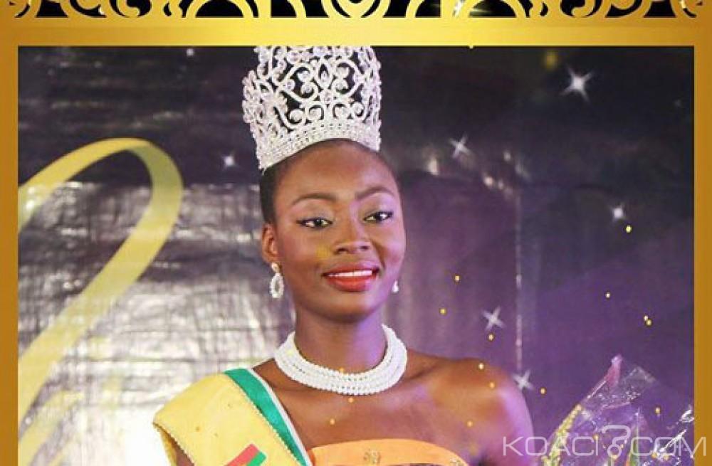 Burkina Faso: Princesse Poadiagué, élue miss, après cinq ans d'interruption du concours