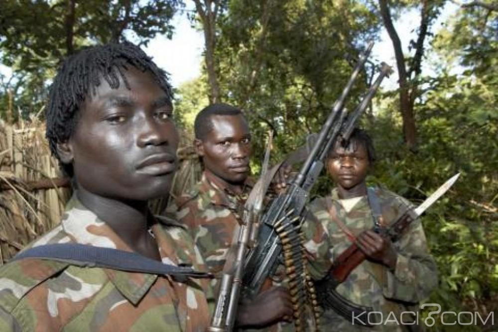 RDC: 10 personnes dont deux agents de la CENI kidnappées par la LRA