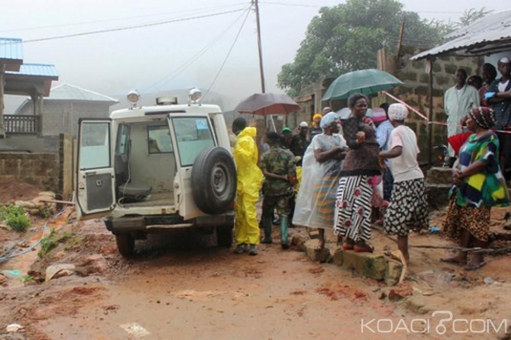 Sierra Leone: Glissement de terrain, deuil de sept jours, appel de détresse lancé
