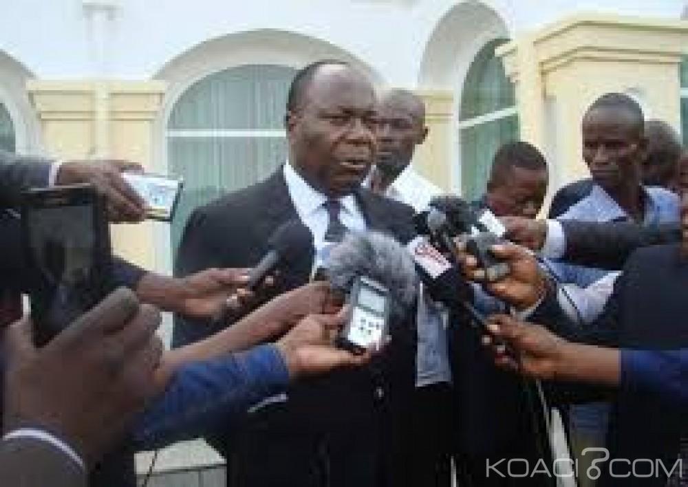 Congo: Démission du Premier ministre Clément Mouamba