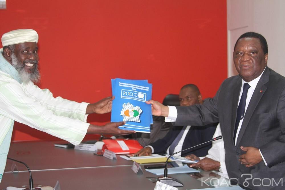 Côte d'Ivoire: La POECI remet son rapport d'observation du processus électorale 2016 à la CEI et espère une mise en œuvre rapide des reformes électorales