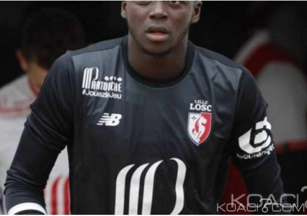 Burkina Faso: Hervé Koffi jouera son premier match avec Lille  ce  week-end