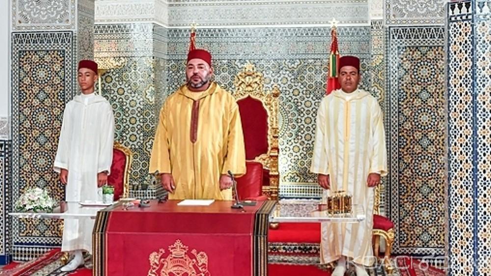 Koacinaute: Discours du 20 Août du Roi Mohammed VI : une Adresse à la Nation à teneur hautement africaniste