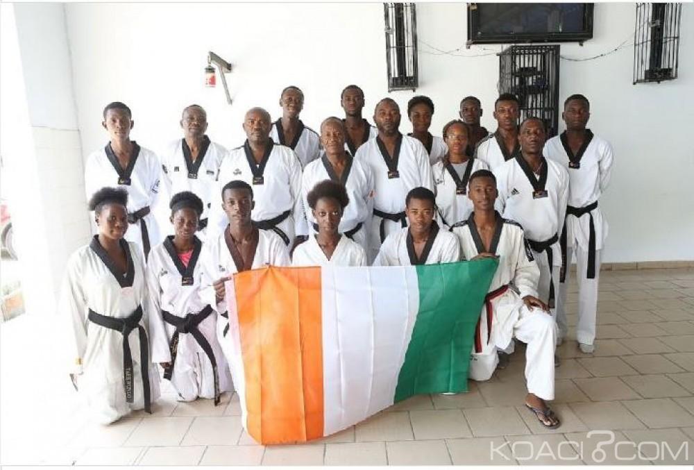 Côte d'Ivoire: Taekwondo, nouvelle razzia des ivoiriens à Accra avec sept médailles en or