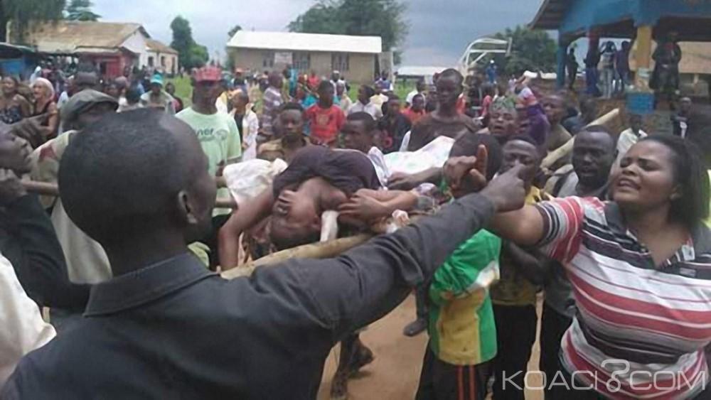 RDC:  Butembo,  25 manifestants  arrêtés pour avoir protesté contre  le banditisme