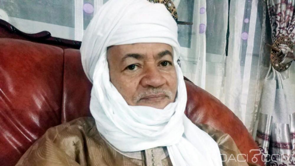 Mali:  Le  gouverneur de Kidal  Sidi Mohamed Ag Icharach rejoint enfin son poste