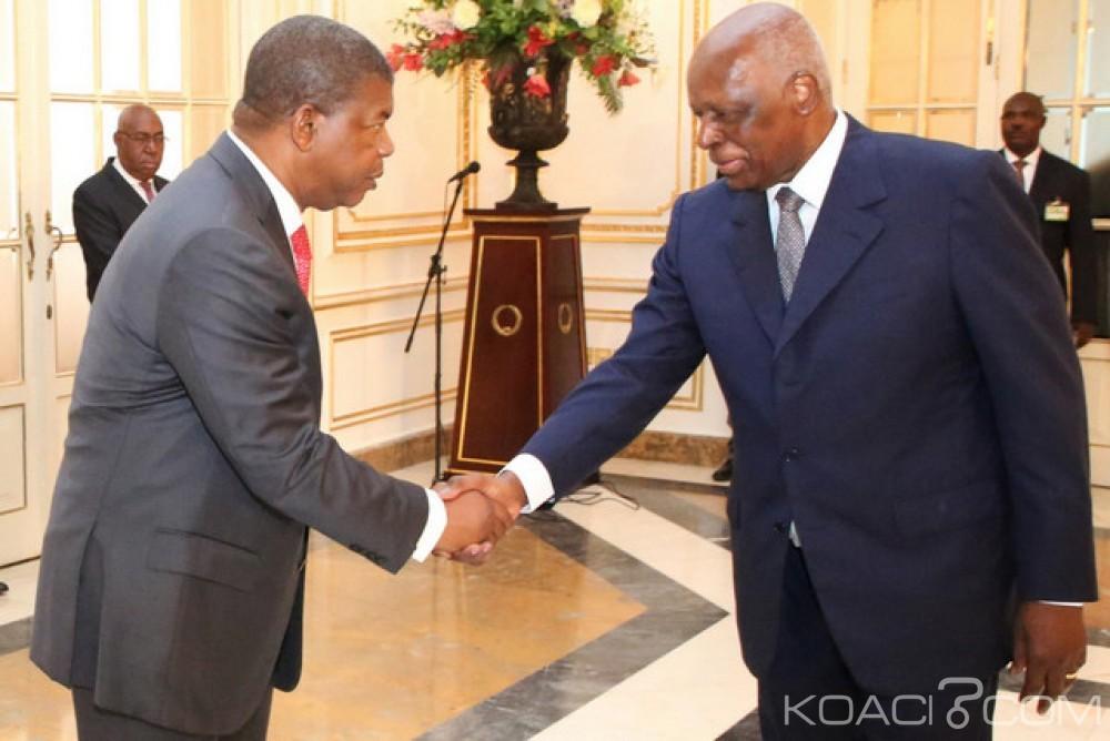 Angola :  Victoire du parti au pouvoir, José Lourenço  succède à Eduardo dos Santos après 38 ans de règne