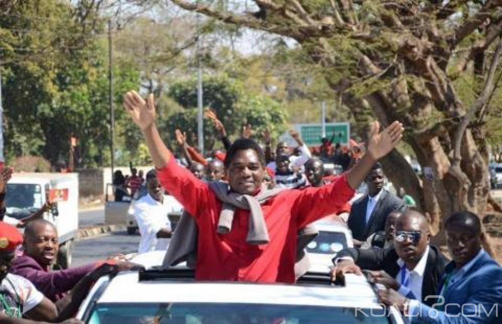 Tanzanie:   Hakainde Hichilema empêché d'entrer dans une église à Lusaka