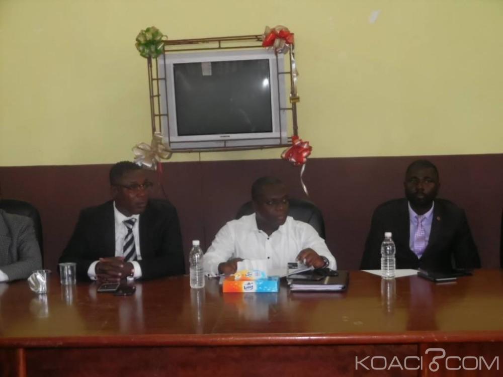 Côte d'Ivoire: MUGEFCI, Mesmin Komoé dénonce « l'imposture » de Soro et annonce sa victoire au soir du 24 septembre après le ralliement de plusieurs collectifs syndicaux