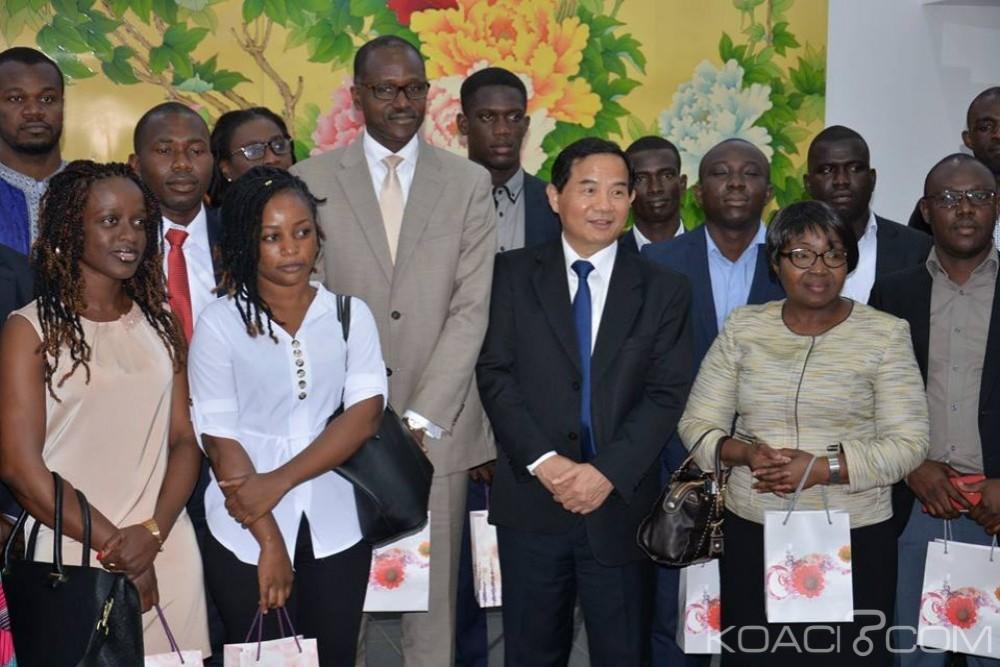 Côte d'Ivoire: Des étudiants ivoiriens obtiennent des bourses pour étudier dans de prestigieuses universités chinoises