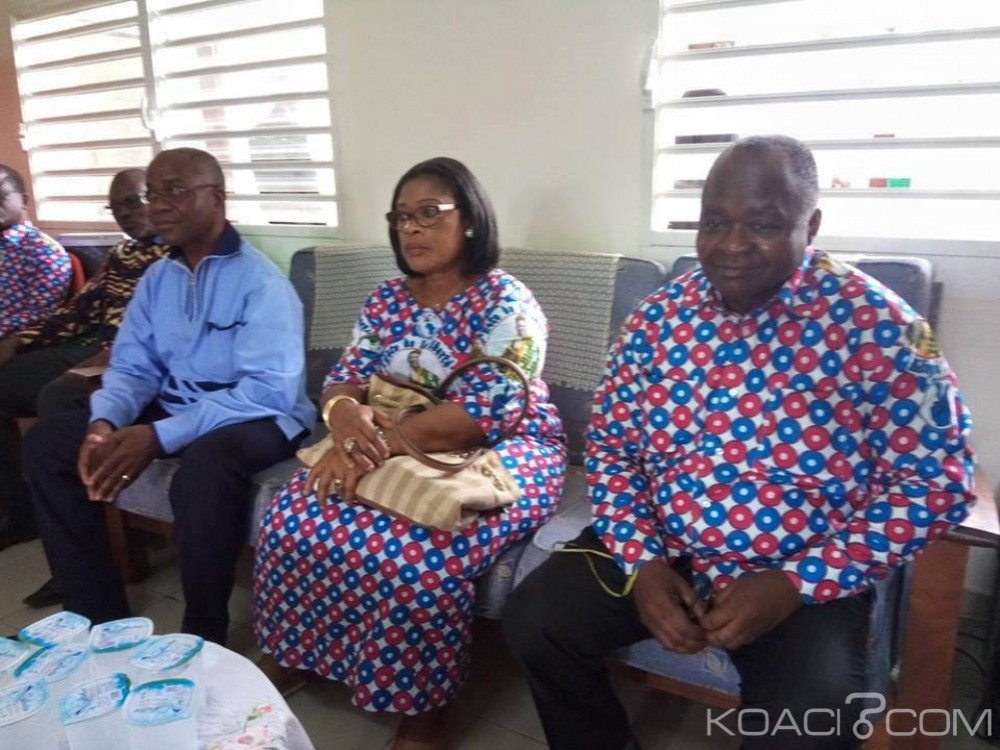 Côte d'Ivoire: Décès de Dagobert Banzio, mise à l'écart des rivalités politiques, le FPI au chevet de la famille éplorée