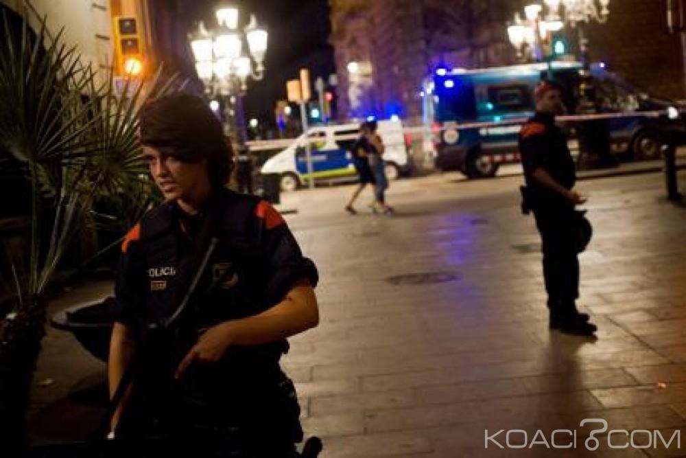 Maroc:  Deux hommes liés aux attentats  de Barcelone  interpellés