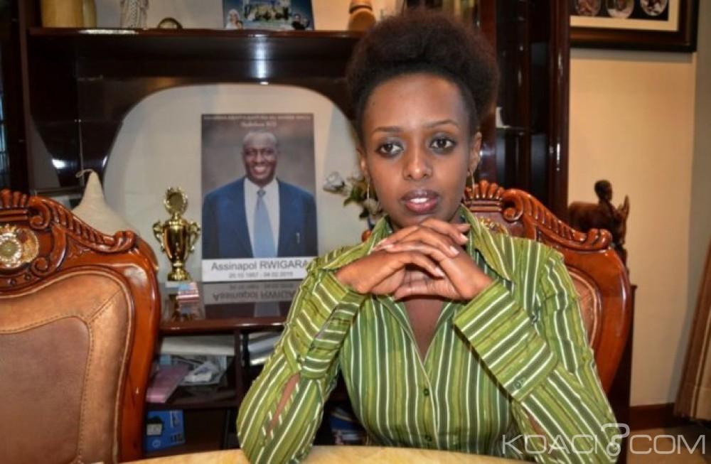Rwanda:  L'ex candidate à la Présidentielle Diane Rwigara introuvable
