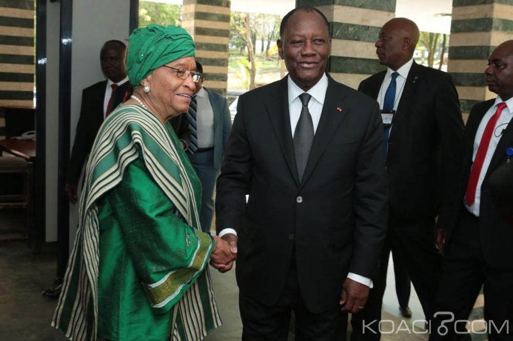 Côte d'Ivoire: Rentrée politique perturbée avec l'affaire du budget de souveraineté, Sirleaf attendue à Abidjan