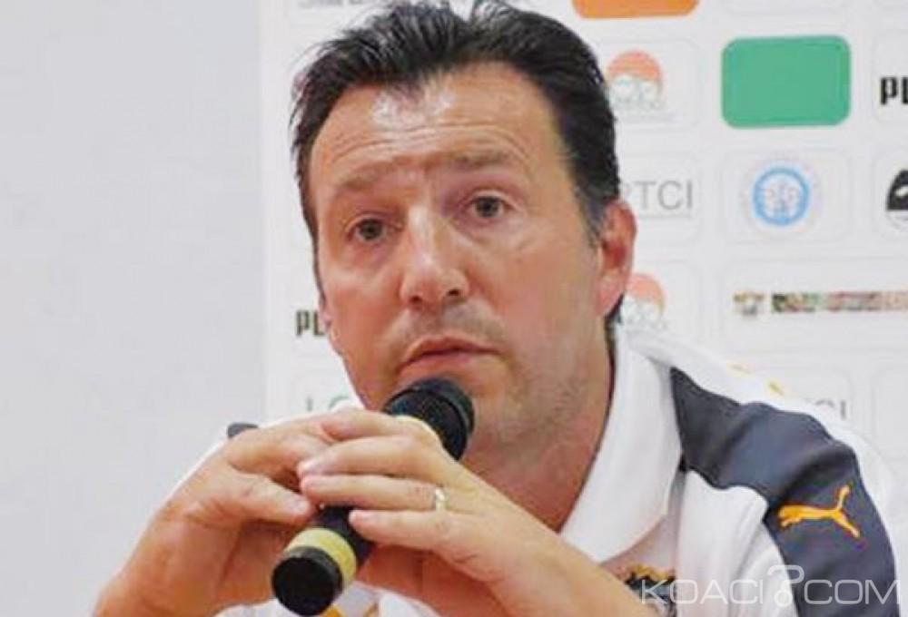 Côte d'Ivoire: Mondial 2018, tombé dans le piège Gabonais, Wilmots accuse l'arbitre