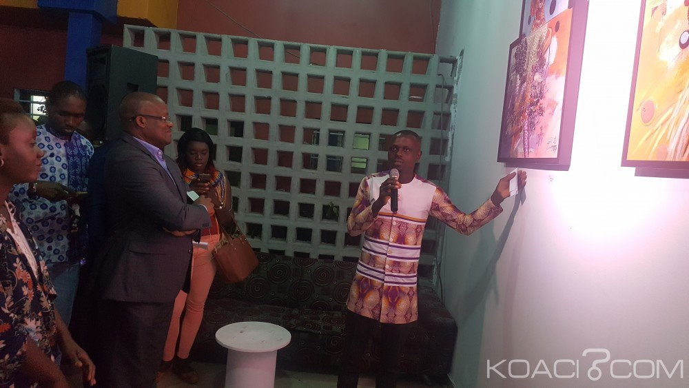 Côte d'Ivoire: La fondation Orange soutient «Vitale Complicité» une exposition d'œuvre d'art à la galerie Houkami Guyzagn
