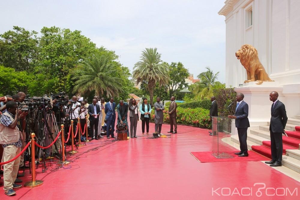Sénégal: Formation d'un nouveau gouvernement, Sall reconduit presque les mêmes hommes