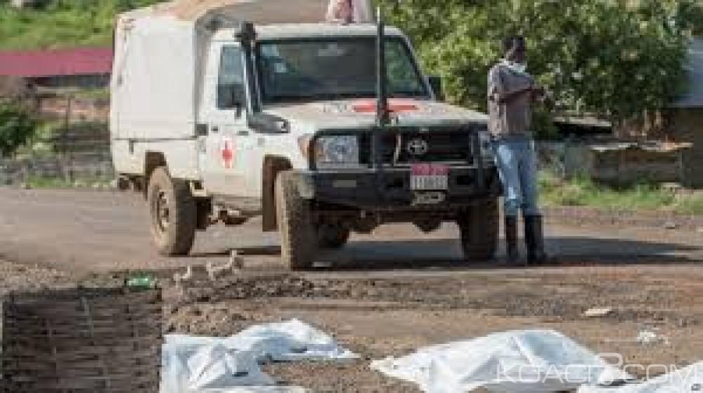 Soudan du Sud: Un chauffeur de la croix rouge tué par balles dans une embuscade