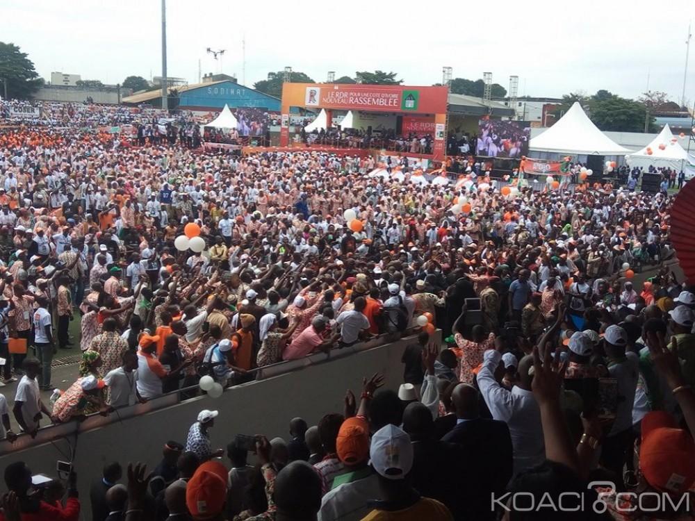 Côte d'Ivoire: En attendant d'être situé sur une candidature RDR pour 2020, le PDCI appelle à la poursuite de l'expérience de candidature unique en RHDP pour la conservation du pouvoir d'Etat