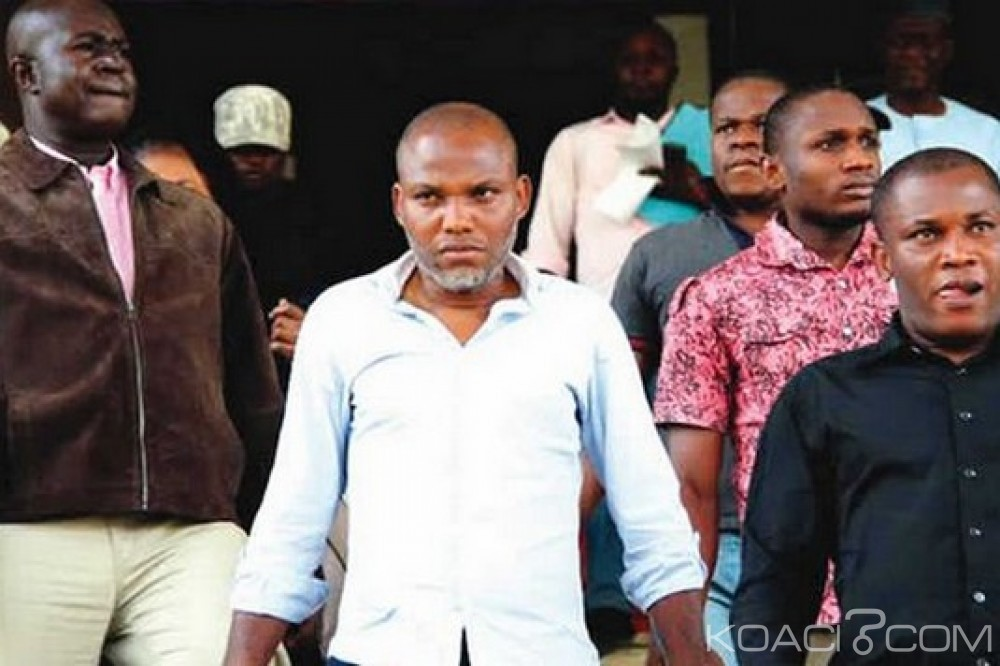 Nigeria: L'Armée dément avoir envahi la maison de l'indépendantiste Kanu