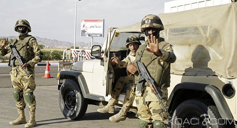 Egypte:  Attaque de Daech contre un convoi des forces de sécurité, au moins 18 morts