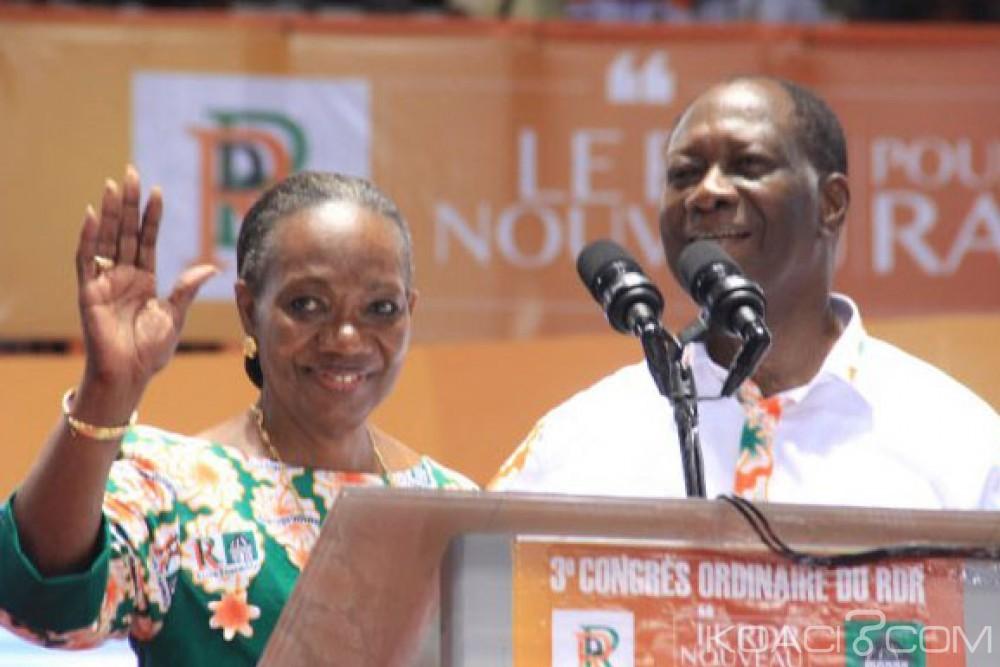 Côte d'Ivoire: Diabaté nommée présidente du RDR, une «diversion» pour l'Etat-Major de Bédié qui ne croit plus aux discours de Ouattara