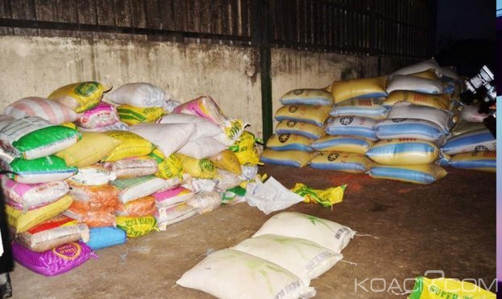 Côte d'Ivoire: Un important lot  de sucre frauduleux saisi par la Gendarmerie