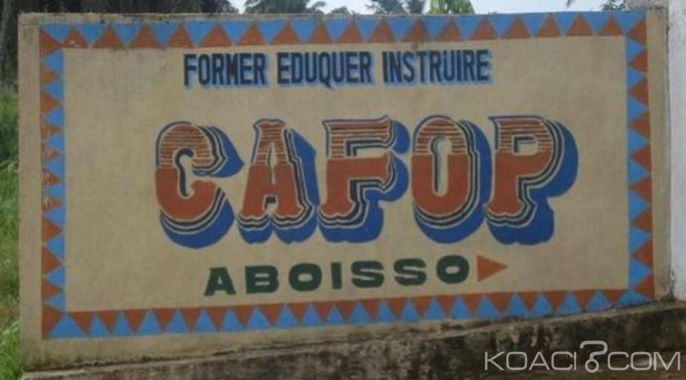 Côte d'Ivoire : CAFOP 2017, les résultats de l'admissibilité disponibles, le test psychotechnique prévu samedi prochain