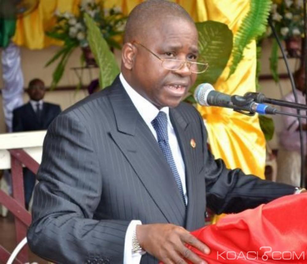 Congo: Pierre Ngolo, 63 ans prend les rênes du Sénat