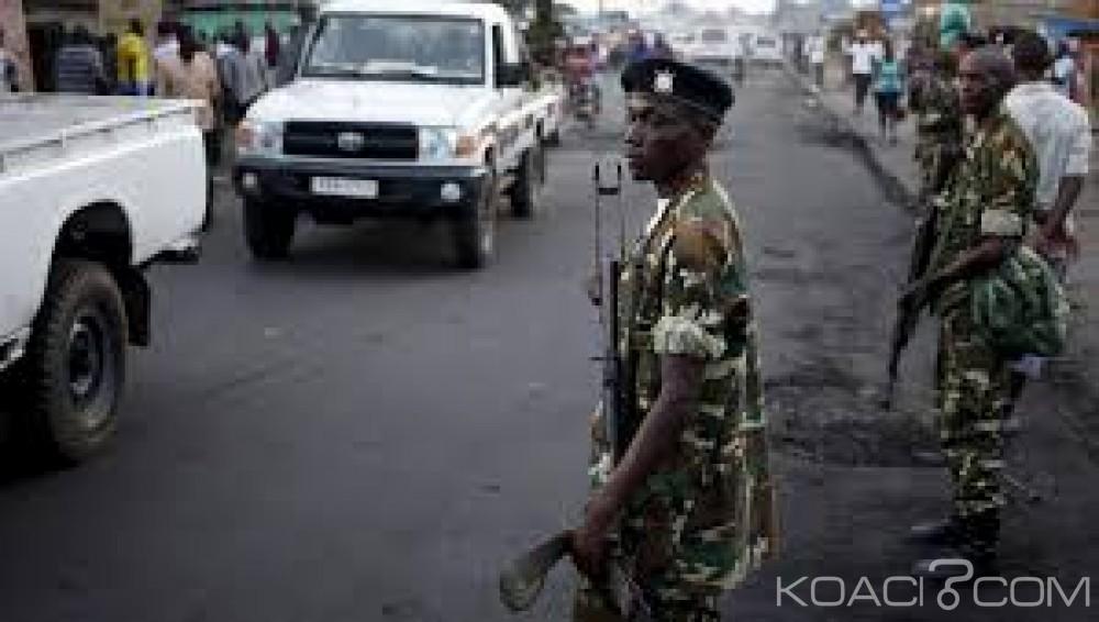 Burundi: Un cadre de l'opposition se fait enlever en pleine rue  à Bujumbura