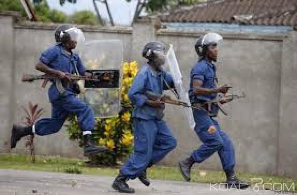 Burundi: Les locaux  de l' office  du  Haut-Commissariat des Nations unies cambriolés