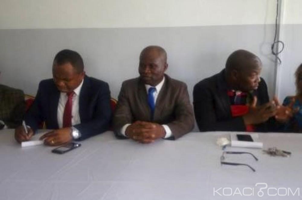Côte d'Ivoire: Congrès extraordinaire du MFA fixé les 11 et 12 novembre, Moutayé avait pourtant appelé à ne pas se rendre à la réunion